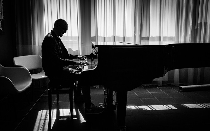 Martti Helde Klassikaraadio klaveritoas