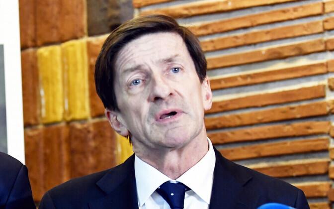 Ларс Идемарк подал в отставку на фоне роста критики в адрес Swedbank.