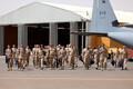 Эстонское пехотное подразделение Estpla-30 прибыло в Мали.