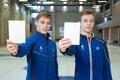 Täna astuvad sportlased valge kaardiga kiusamise vastu, Mihhail ja AleksandrSelevko