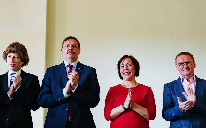 Keskerakonna volikogu