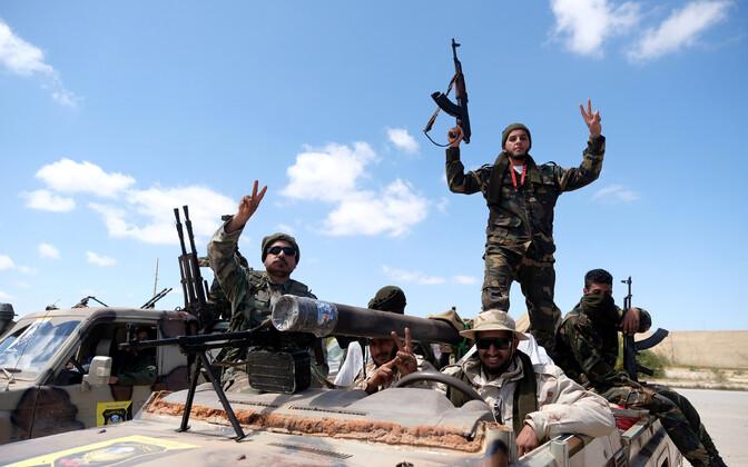 В Ливии возобновились боевые действия.