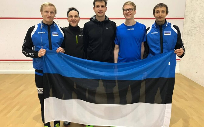Eesti squashi koondis