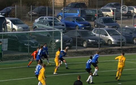 FC Kuresaare - JK Tallinna Kalev