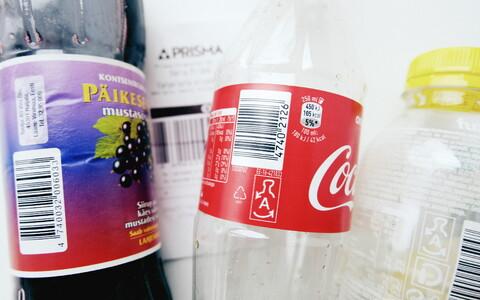 В Эстонии сдать тару можно практически в любом крупном магазине.