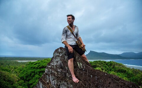 Doksari Imeline maailm Bill Weiriga (The Wonder List with Bill Weir, USA 2015)