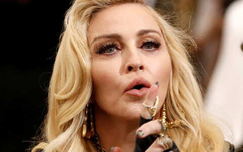 Madonna 2019. aasta aprillis.