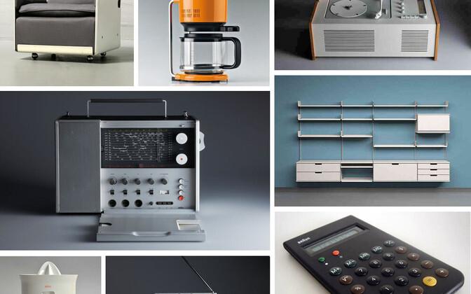 Dieter Ramsi loominguline mõju ulatub mööblist Apple'i nutiseadmeteni.