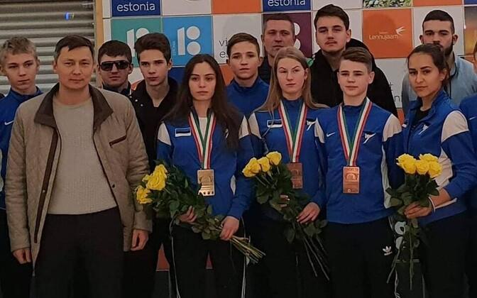 Eesti taekwondo koondis