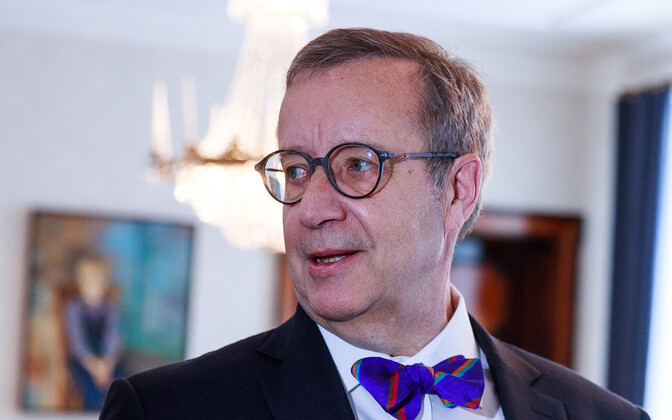 Toomas Hendrik Ilves served as President of Estonia from 2006-2016.