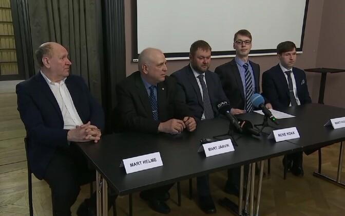 Кандидаты в министры от EKRE представили свои планы.