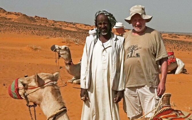 Hendrik Relve Sahara retkel