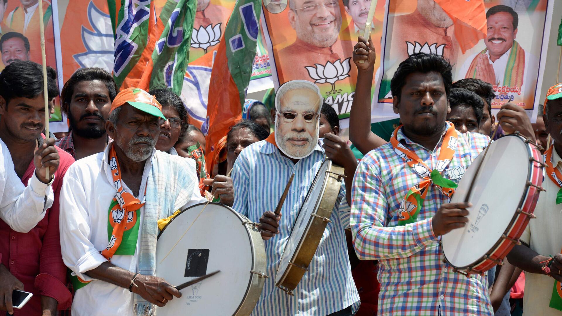 69bd5de8560 Indias algasid maailma suurimad valimised | Välismaa | ERR