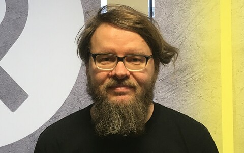 Kirjanik ja muusik Jan Kaus