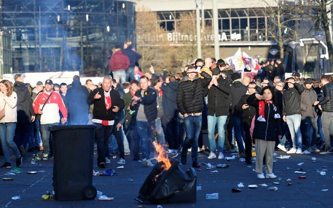 Amsterdami Ajaxi toetajad