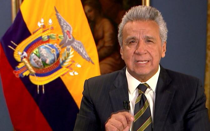 Lenin Moreno.