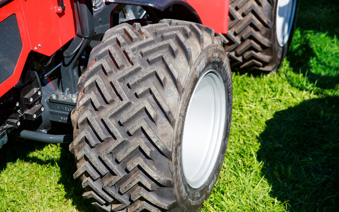 Among those businesses searched were several top players in the agricultural machinery market in Estonia.