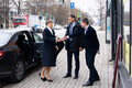 Президент Керсти Кальюлайд дала интервью в тартуской студии ERR.