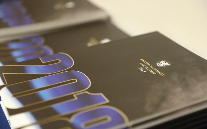 Kaitsepolitsei aastaraamat