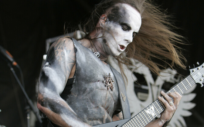 Ansambli Behemoth solist Adam