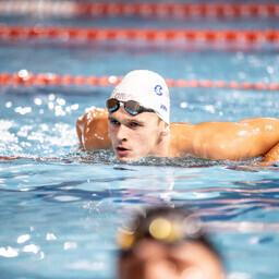 cf1b6e5de34 Kregor Zirk püstitas uue Eesti rekordi ka 200 m vabaltujumises