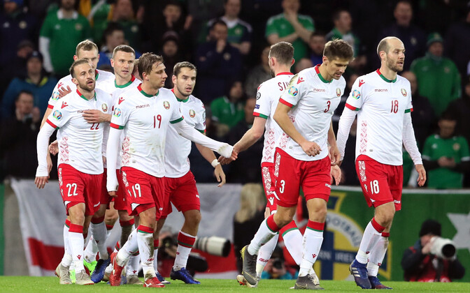 Valgevene jalgpallikoondis