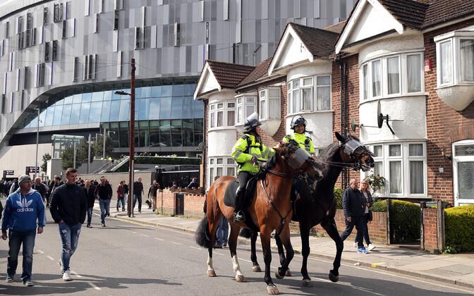 Полиция Лондона. Иллюстративное фото.