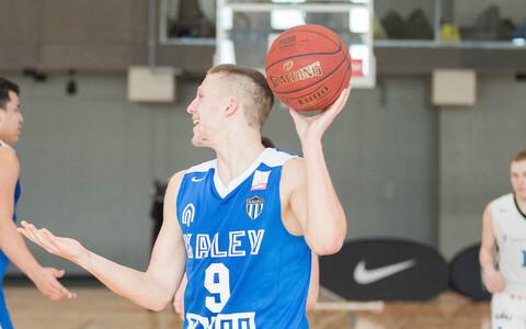 Korvpalli meistriliiga veerandfinaal: Tallinna Kalev/TLÜ - Tartu Ülikool