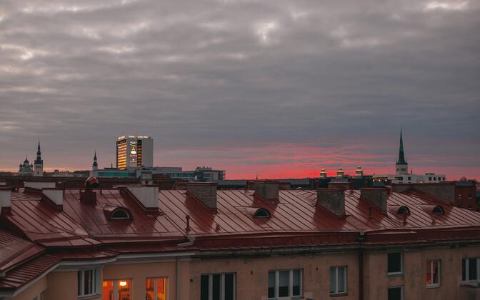 Таллинн.