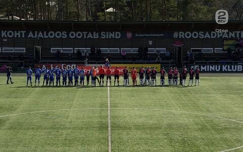 Nõmme Kalju FC - Tartu JK Tammeka