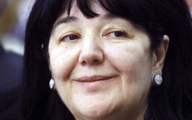 Mirjana Markovic 2000. aastal.