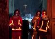 Pariisi Jumalaema kiriku sisemus pärast põlengut