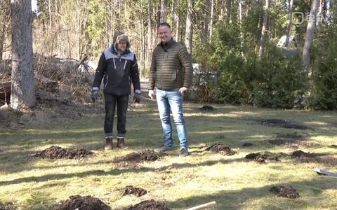 Jüri Muttika ja Andres Kuusk
