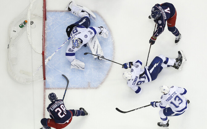 Columbus Blue Jackets  - Tampa Bay Lightning