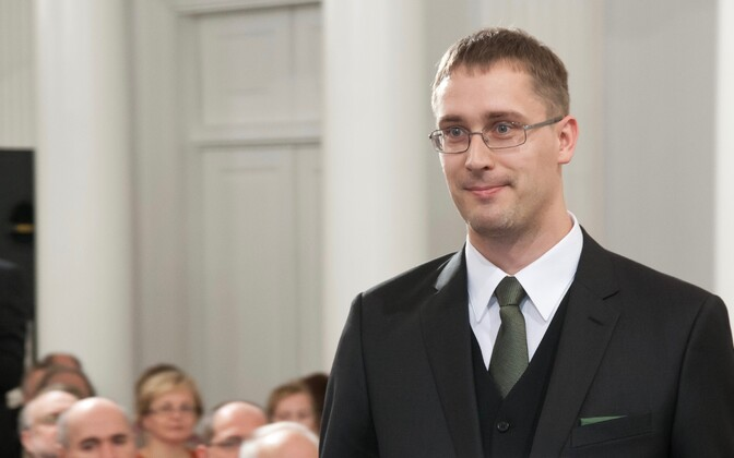 Tartu Ülikooli astronoomia professor Elmo Tempel.
