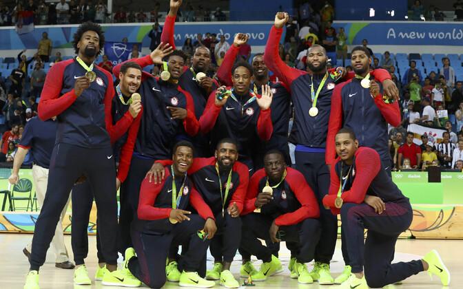 USA korvpallikoondis