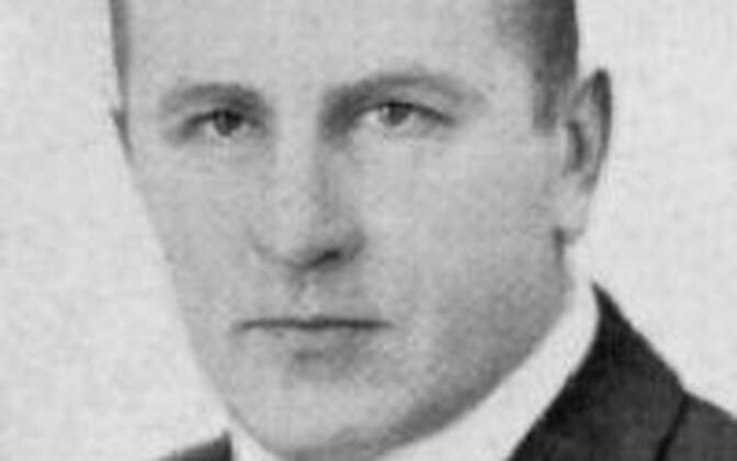 Aleksander Klumberg (Kolmpere)