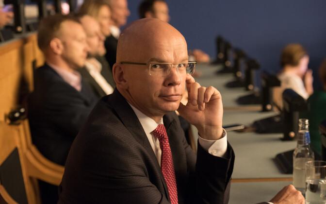Attorney Allar Jõks.