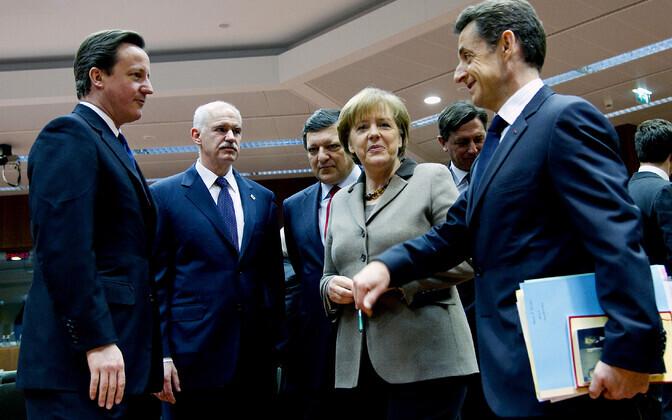 Välisilma dokk Euroopa - kümme aastat segadusi (Inside Europe - 10 Years of Turmoil, Inglise 2018)
