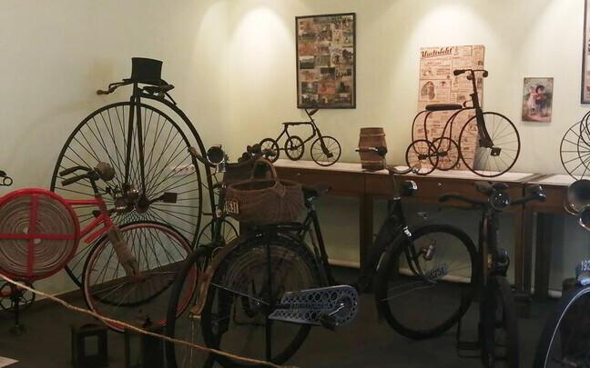 В Ныммеском музее представлена часть коллекции Тоомаса Пихта.