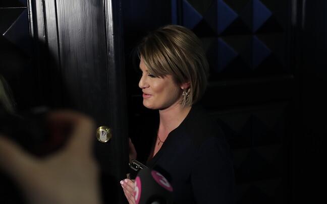 Виктория Ладынская-Кубитс голосовала против правительства Юри Ратаса в коалиции с EKRE.