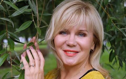 Наталья Баранова.