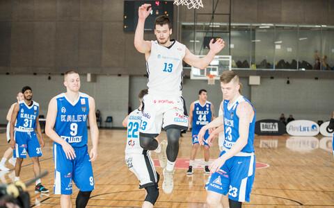 Таллиннцы сыграют в полуфинале.