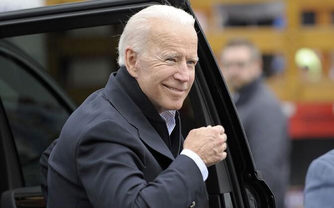 Joe Biden teatab järgmisel nädalal oma presidendiks kandideerimisest, kinnitab USA meedia.