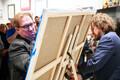 Kalev Mark Kostabi galerii avamine