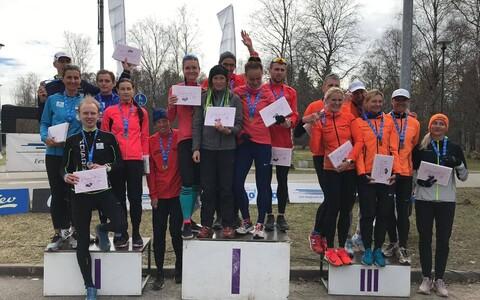 Ekideni Eesti meistriks krooniti Sparta võistkond