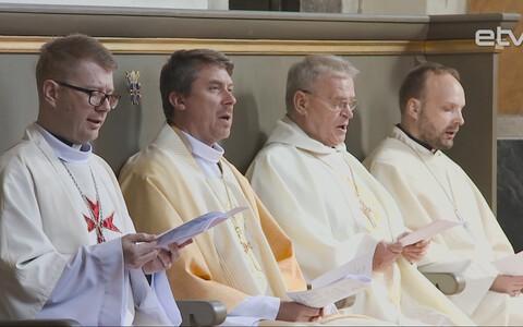Пасха в Домском соборе
