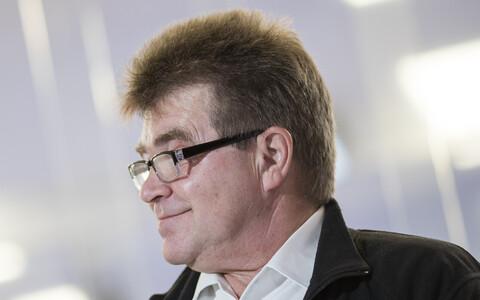 Juhan Kivirähk of Turu-uuringute.