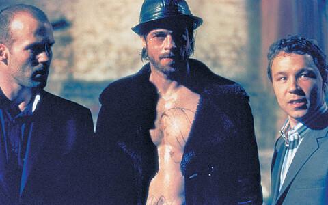 Kinoklassika Teemandirööv (Snatch, USA 2000)