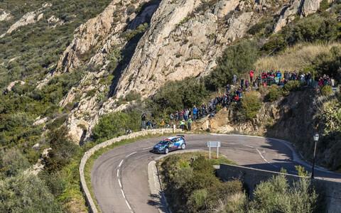 Korsika MM-ralli